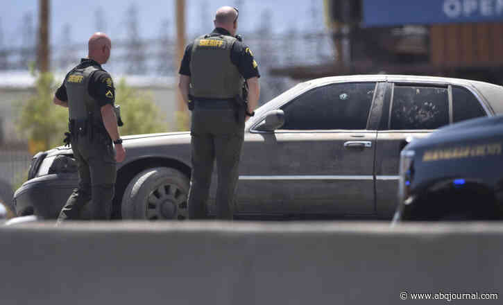 BCSO shuts down eastbound Paseo after apparent shooting