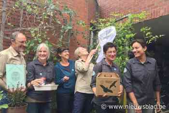 Tuinrangers brengen biodiversiteit in jouw tuin (Kalmthout) - Het Nieuwsblad