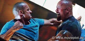 Krieg zwischen Dwayne Johnson und Vin Diesel: Die Zerstörung der Fast & Furious-Familie ist eine Tragödie in 3 Akten - MOVIEPILOT NEWS