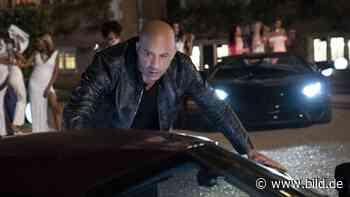 """""""Fast & Furious 9"""" - Schnell, schneller, Vin Diesel! - BILD"""