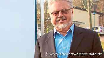 Auszeichnung des Landes - Roland Wehrle erhält Verdienstorden - Schwarzwälder Bote