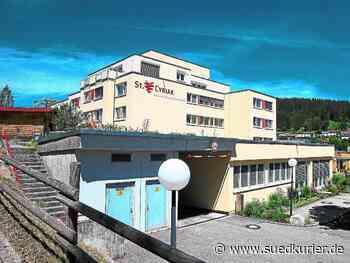 Furtwangen: Dem Altenheim St. Cyriak droht der Aufnahmestopp - SÜDKURIER Online