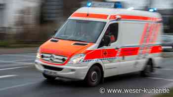 Unfall in Leeste: Pedelec-Fahrerin schwer verletzt - WESER-KURIER - WESER-KURIER