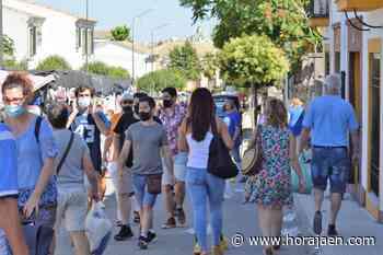 Repunte de contagios en Jaén con 331 positivos en Covid - HoraJaén