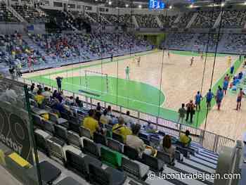El Jaén FS estrenará el Olivo Arena oficialmente contra el Betis - Lacontradejaen