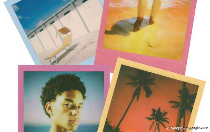 Polaroid Film For Every Summer Mood