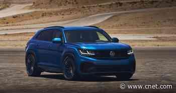 VW Atlas Cross Sport GT Concept SUV packs a Golf R heart     - Roadshow
