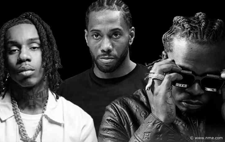 Polo G and Gunna team up with NBA player Kawhi Leonard for new track 'Waves'