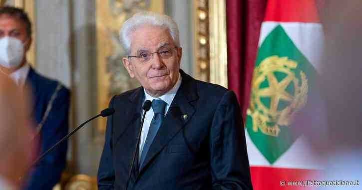Mattarella ringrazia per gli auguri per i suoi 80 anni. Da Draghi fino a Orlando, Gelmini, Di Maio e Gentiloni: i messaggi della politica