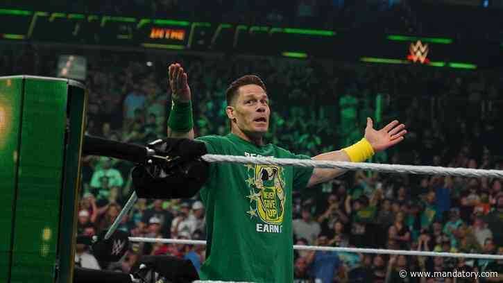 Watch John Cena Get His Pits Dampened By A Pro