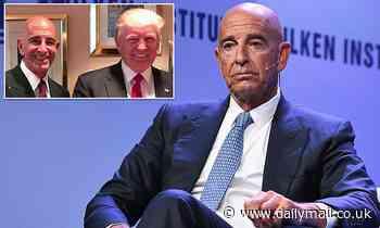 Trump's billionaire allyTom Barrack released on $250M bond