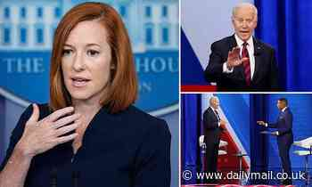 White House promises to police social media while Biden comes unstuck on COVID-19 claims