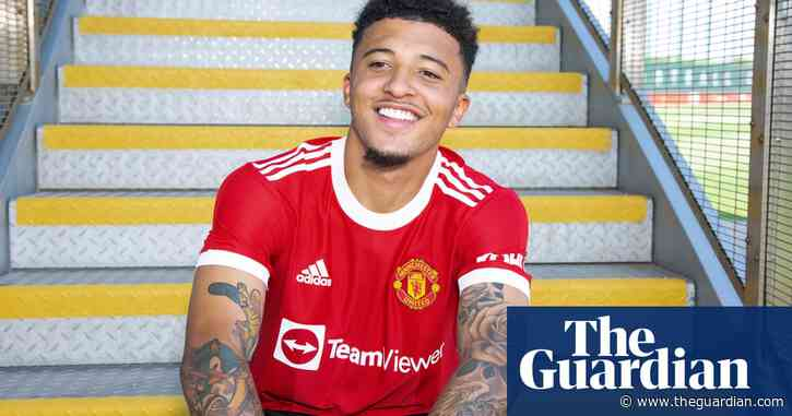 Jadon Sancho, the 'generational' player who could be a bargain for Manchester United | Jamie Jackson