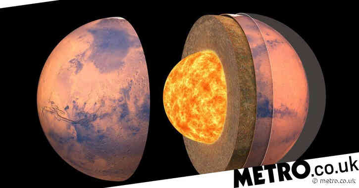 'Marsquakes' reveal Red Planet's interior structure for the first time