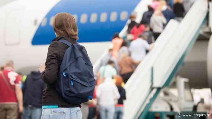 Le port du masque, principale source de problème dans les avions entre le personnel et les passagers - Le Figaro