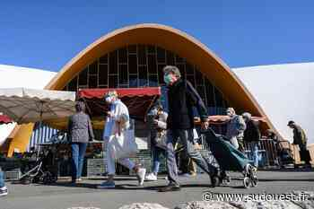 Royan : le port du masque en ville a du mal à être respecté - Sud Ouest