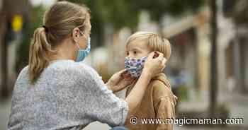 Covid-19 : des pédiatres américains recommandent le port du masque dès 2 ans à l'école - Magic Maman