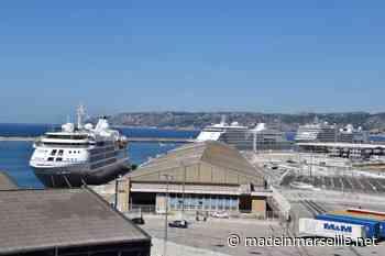 Smart Port : 9 startups se challengent pour imaginer le port du futur - Made in Marseille