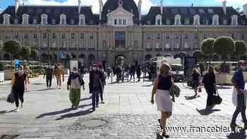 Ille-et-Vilaine: le port du masque prolongé en extérieur - France Bleu