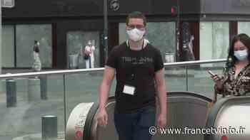 Covid-19 : le port du masque redevient obligatoire dans certains lieux à Toulouse - Franceinfo