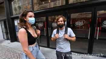À Lille, le pass passe à l'UGC, où le port du masque demeure de rigueur - La Voix du Nord