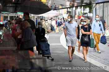 Le port du masque reste obligatoire en extérieur dans certains cas, en Eure-et-Loir - Echo Républicain