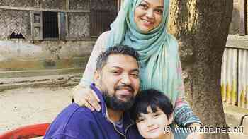 This family sold jewellery to move to Australia, but 18 months later they're still stuck abroad
