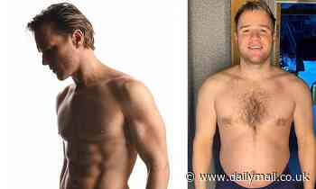 Olly Murs reveals his ripped six pack in sizzling new snap