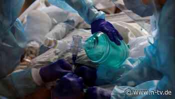 So viele wie nie in der Pandemie: Covid-19-Patienten füllen Kliniken in Florida