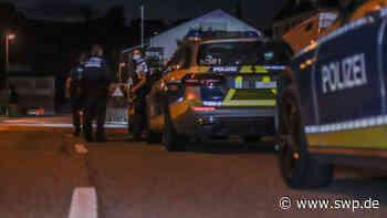 """SEK: """"Unklare Bedrohungslage"""": Großeinsatz der Polizei in Sulzbach-Laufen - SWP"""