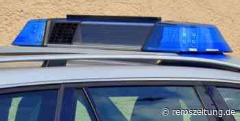 Aggressiver 40-jähriger in Sulzbach-Laufen vom SEK festgenommen - Rems-Zeitung