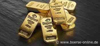 Trading Tipp: Gold: Gewinn laufen lassen, frische Chance für Wagemutige - Börse Online