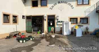 Nach dem Hochwasser laufen in Ralingen und Wintersdorf die Arbeiten - Trierischer Volksfreund