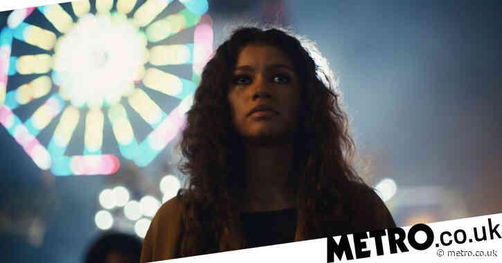 Zendaya shares worrying news for Euphoria fans ahead of season 2