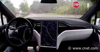 A reality check on Tesla Full Self-Driving: What it is and how to get it video     - CNET