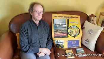 Suivez l'écrivain Jean-Paul Maënhaut dans ses intrigues à Berck - Le Réveil de Berck