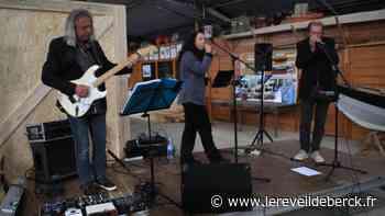 Concert : Berck-sur-Mer : de la Soul et du Blues avec Agapé's Trio, ce vendredi 23 juillet, place de l - Le Réveil de Berck
