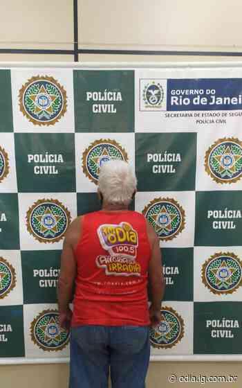 Idoso acusado de estuprar enteada em Araruama é preso no interior do estado pela Polícia Civil - O Dia