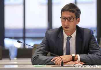 Matthias Klopfer vor Oberbürgermeister-Wahl in Esslingen: Erschöpft, aber zuversichtlich - Schorndorf - Zeitungsverlag Waiblingen