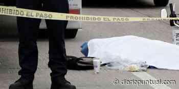 Murió motociclista al estrellarse contra auto en Ajalpan - Diario Puntual