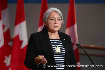 Incoming governor general Mary Simon has 1st audience with Queen - Cranbrook Townsman