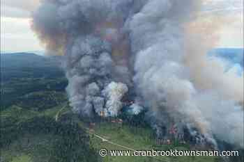 RCMP add officers to help with BC Interior wildfire evacuations – Cranbrook Daily Townsman - Cranbrook Townsman
