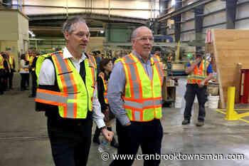 Record BC lumber profits should go to wildfire fight, Horgan says – Cranbrook Daily Townsman - Cranbrook Townsman
