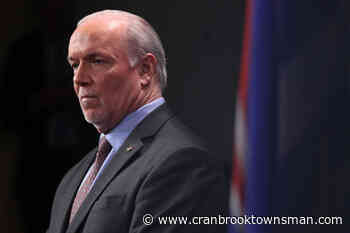 B.C. wildfires 'graphic' evidence of climate change, premier says - Cranbrook Townsman