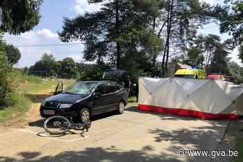 Fietser (71) uit Pulle overleden na inhaalmanoeuvre in Vorselaar - Gazet van Antwerpen