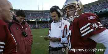 Steve Young, Jeff Garcia reflect on time with Greg Knapp