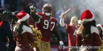 Why 49ers legend Bryant Young deserves Hall of Fame to historian