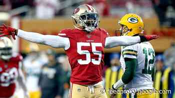Fred Warner says Dee Ford looks great, expects pass rusher to give 49ers a 'huge advantage' in 2021