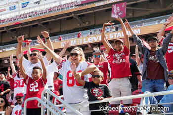 49ers' training camp schedule: All you need to know as fans are welcomed back