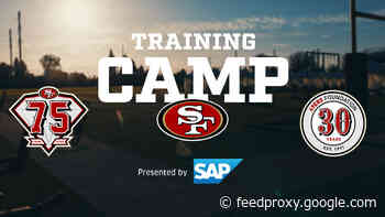49ers Unveil Schedule for 2021 Training Camp Highlighted by Levi's® Stadium Practice